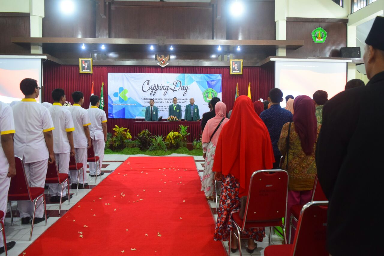 CAPPING DAY 2017:  <>