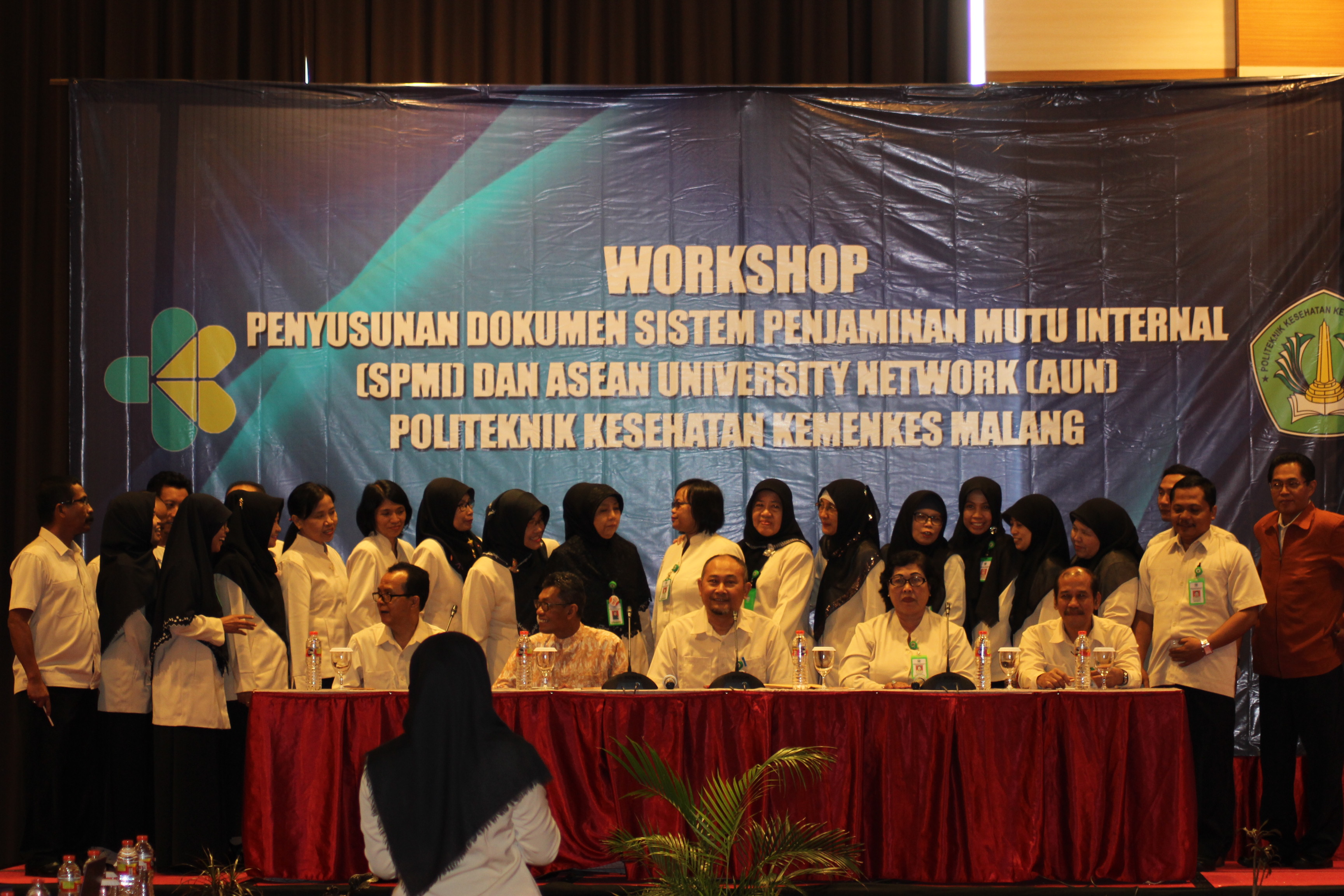 WORKSHOP PENYUSUNAN DOKUMEN PENJAMU INTERNAL:  <>